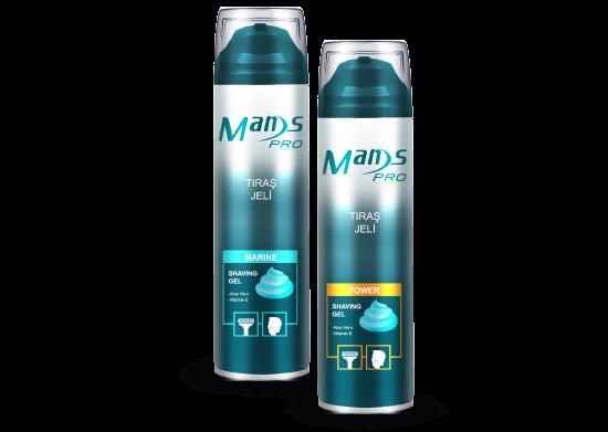 Tıraş Jeli Man's Pro 200 ml