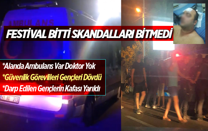 Mersin Milyonfest Festivalinde Skandal İddia