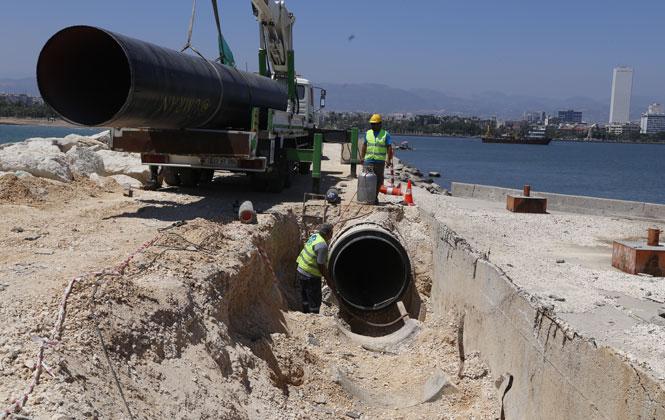 Merkez Atıksu Terfi Pompa İstasyonu'ndaki Sorun Kısa Sürede Çözüldü