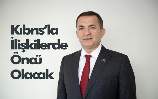 Mersin Yenişehir Belediyesi, Yavru Vatan Kıbrıs'la İlişkilerde Öncü Olacak