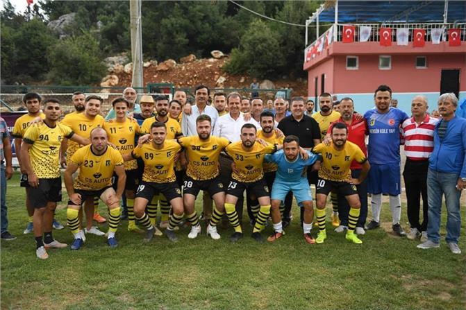 Mahallelerarası Fındıkpınarı Futbol Turnuvası Heyecanı Sürüyor! 28 Mahalle Takımının Ter Döktüğü Turnuvada Sona Yaklaşıldı