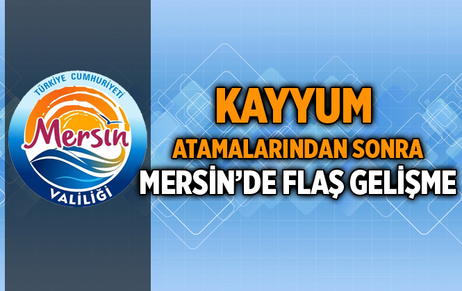 Mersin'de Toplu Yürüyüş ve Basın Açıklamaları Yasaklandı