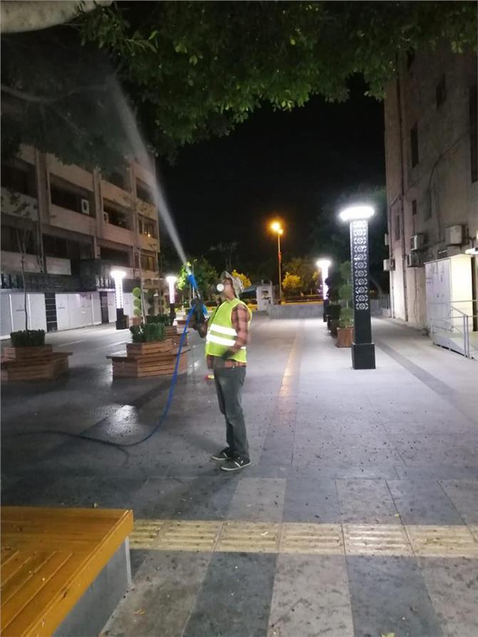 Mersin Büyükşehir'in İlaçlama Çalışmaları Çok Yönlü Olarak Sürüyor!