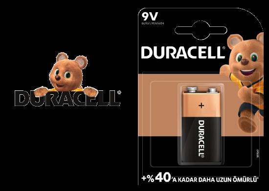9V Pil