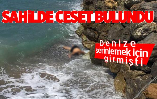 Emekli Öğretmen Mücayde Ertürk'ün Cesedi Sahilde Bulundu