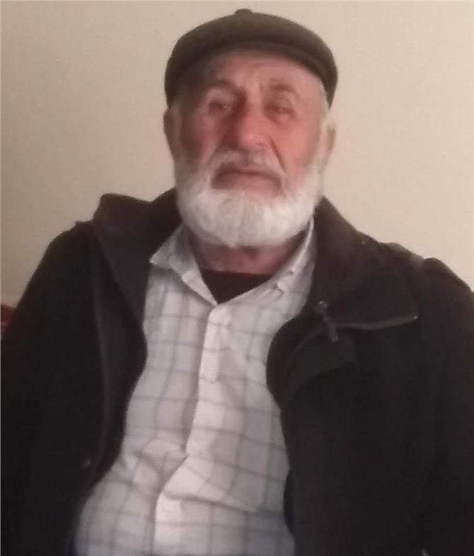 Mersin Toroslar İlçesinde Yaşayan Kayıp, 75 Yaşındaki Mehmet Yaşar İsimli Yaşlı Adamın Cansız Bedeni Bulundu
