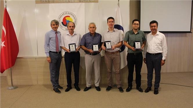 Mersin'de Pamuk Sorumlu Denetçi Sınavı