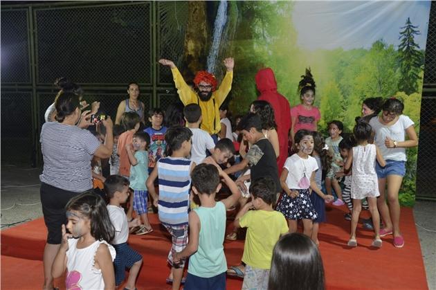 Yenişehir Belediyesi, Çocukları Hem Eğlendi, Hem Öğrendi