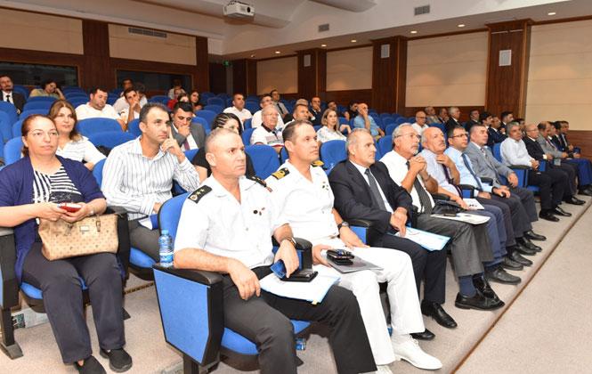 Mersin'de, Bağımlılıkla Mücadele İl Koordinasyon Kurulu Vali Su Başkanlığında Toplandı