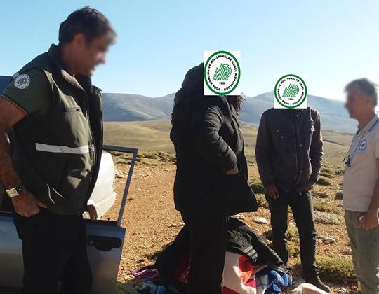 Mersin'de Kaçak Avcılara Ceza Yağdı