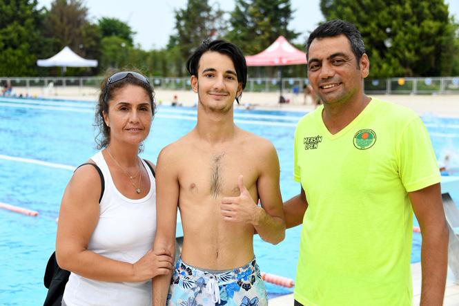 Yüzme Kursu Mersinli Görkem'in Umudu Oldu, Yüzme Kursuyla Skolyozu Yeniyor