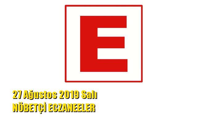 Mersin Nöbetçi Eczaneler 27 Ağustos 2019 Salı