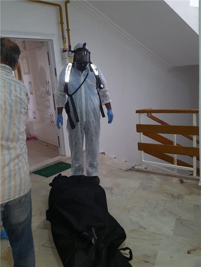 Mersin Yenişehir Tunca Sitesindeki Apartmanın 10. Katındaki Dairede Bayana Ait Ceset Bulundu