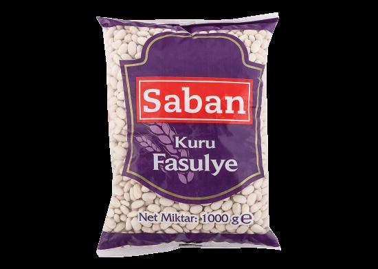 Kuru Fasulye Saban 1000 g