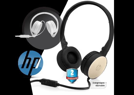 HP Kulaküstü Kulaklık H2800