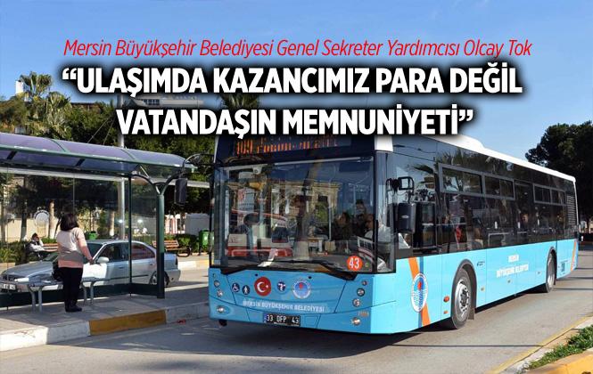 Mersin Büyükşehir İle Minibüsçüler Sorunları Görüştü