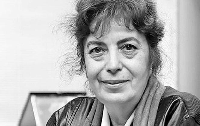 Mersin Kenti Edebiyat Ödülü Nursel Duruel'in