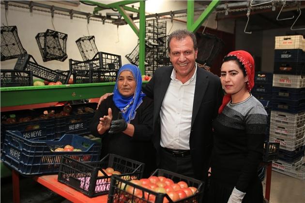 Büyükşehir, Eshab-ı Kehf Tarımsal Kalkınma Kooperatifi'ne Ortak Olacak