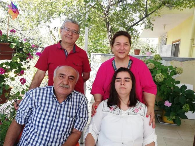 Otizme Gem Vurdular, Mersin'de Otizmi Yenen Aile