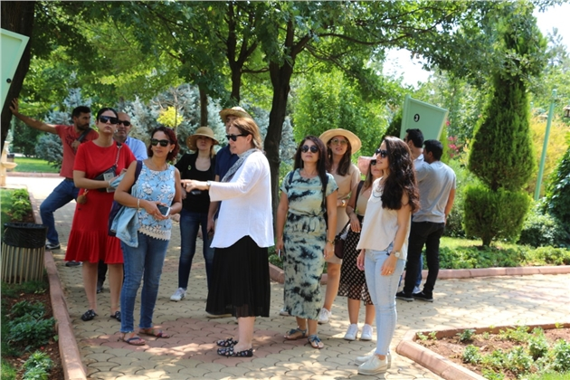 Büyükşehir, Gaziantep'e Teknik Gezi Düzenledi