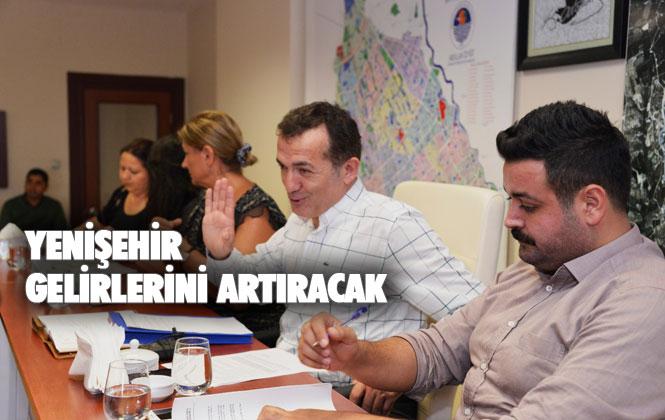 Mersin Yenişehir'de, Dolgu Alanlarındaki Mağazalar, Baz İstasyonları ve Beyan Edilmeyen 4500 Bina Vergi Sistemine Alınacak