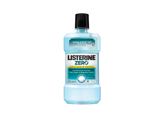 Ağız Bakım Suyu Listerine