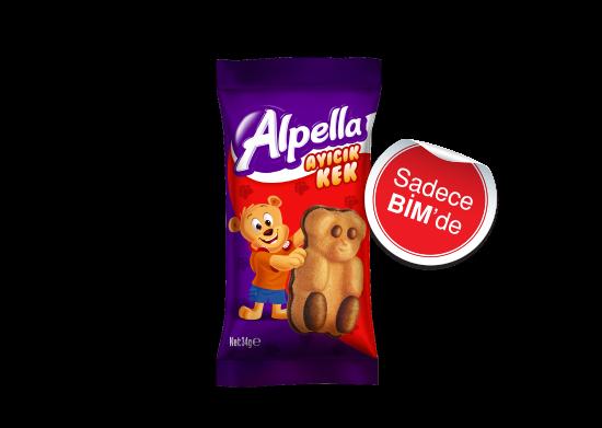 Ayıcık Kek Alpella 34 g