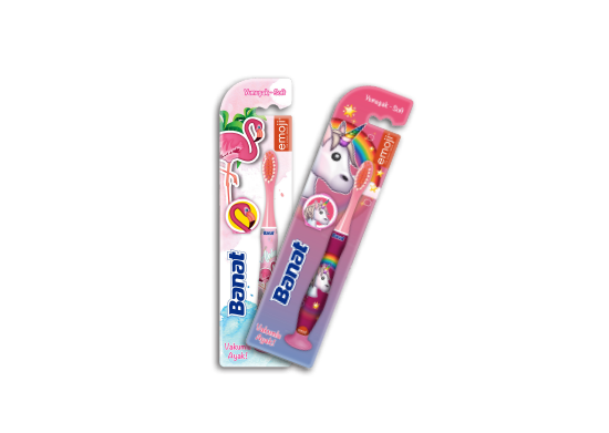 Çocuk Diş Fırçası Banat