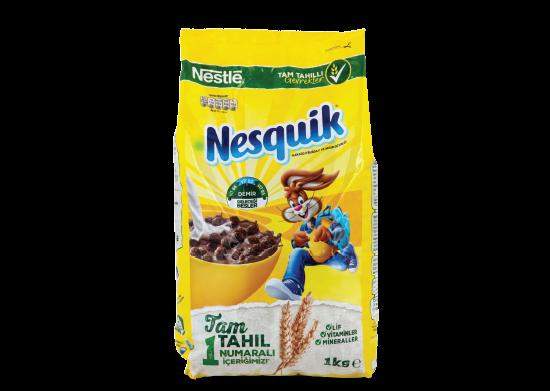 Kakaolu Mısır ve Buğday Gevreği Nesquik 1 kg