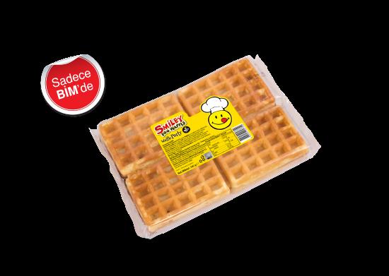 Yumurtalı Waffle Smiley 165 g