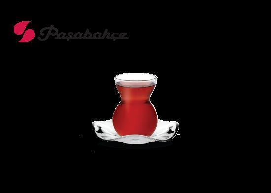 Dantel Çay Takımı 12 Parça