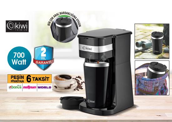 Muglı Filtre Kahve Makinesi