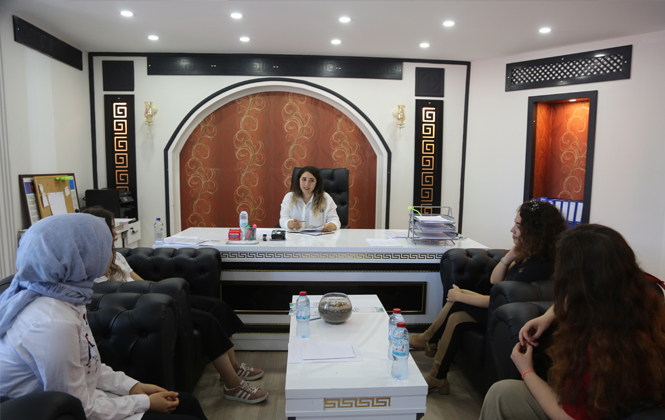 Belediye Kadın Danışma Merkezi Hizmette