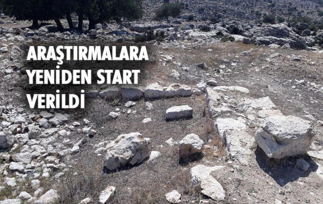 Tarsus'ta Arkeolojik Yüzey Araştırmalarına Yeniden Start Verildi