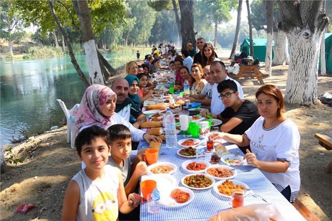 Gençlik Kampı Bu Kez Zabıtalar ve Ailelerini Ağırladı