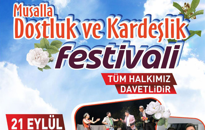 Tarsus'un En Eski Mahallesi Olan Musalla (Yeşilmahalle) Dostluk ve Beraberlik Vurgusuyla Festival Yapacak
