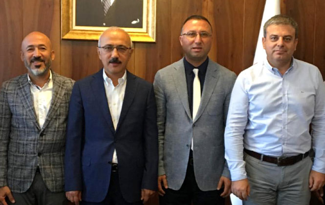 MESKİ Yetkililerinden Ankara'ya Çıkarma