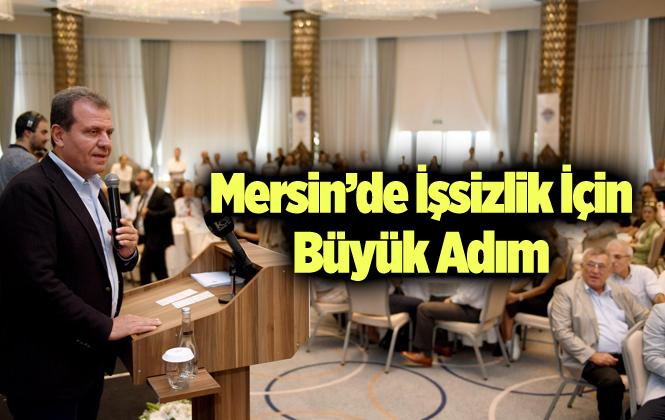 Mersin Büyükşehir'den 'Herkes İçin Kariyer Merkezi'