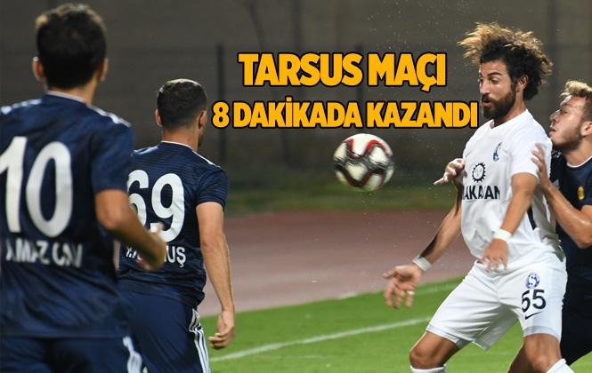 Tarsus İdman Yurdu 2-0 Sarıyer