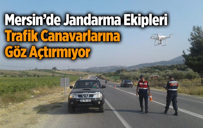 Mersin Jandarma Ekiplerinden Değerlendirme Raporu