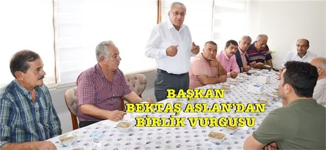 Tarsus Yeni Esnaf Kefalet Kooperatifinde, Muharrem Ayı Münasebetiyle Aşure Lokması Kaynatıldı.