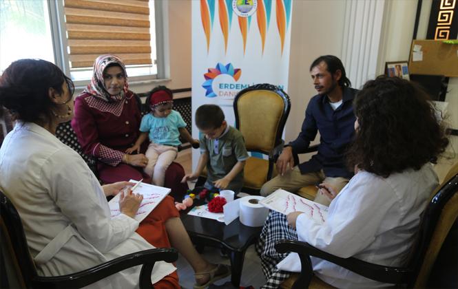 Erdemli Belediye'sinde Otizm De Farkındalık Projesi