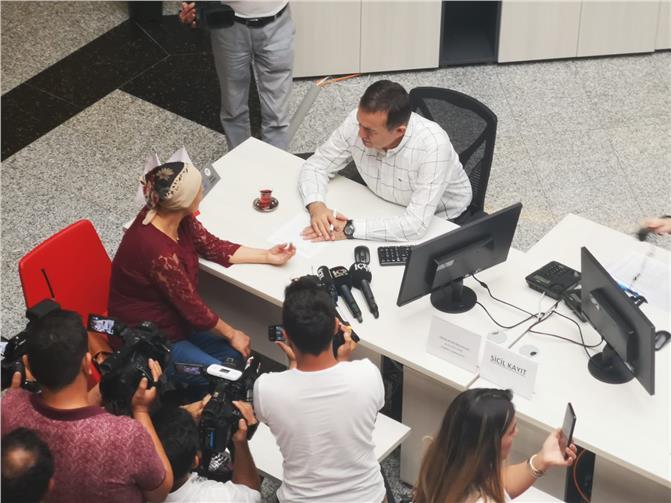 ''Yenişehir Masası'' Basına Tanıtılırken, Toplantıda ''Yenişehir Kart''ın Duyurusu Yapıldı