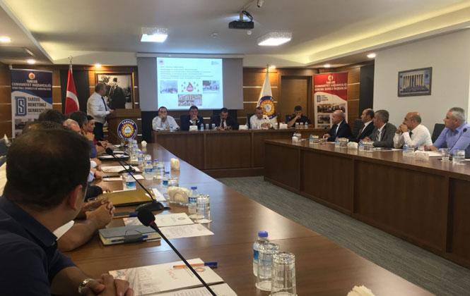 Tarsus Koruma Kurulu Eylül Ayı Olağan Toplantısı Yapıldı