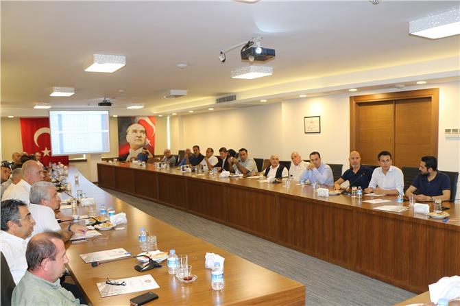 Tarsus TSO'da, ''Ulusal Kalite Hareketi İyi Niyet Bildirgesi'' İmzalandı