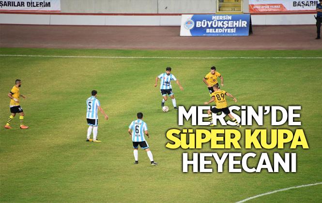 Mersin'de Süper Kupa, Emirler'in Oldu
