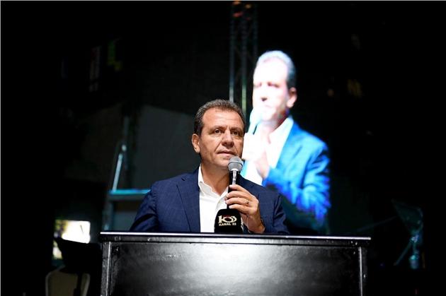 """Başkan Seçer, """"Mersin'de Mutlaka Bir Kruvaziyer Liman İhtiyacımız Var"""""""