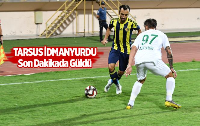Tarsus İdman Yurdu 2 1922 Konya Spor 1