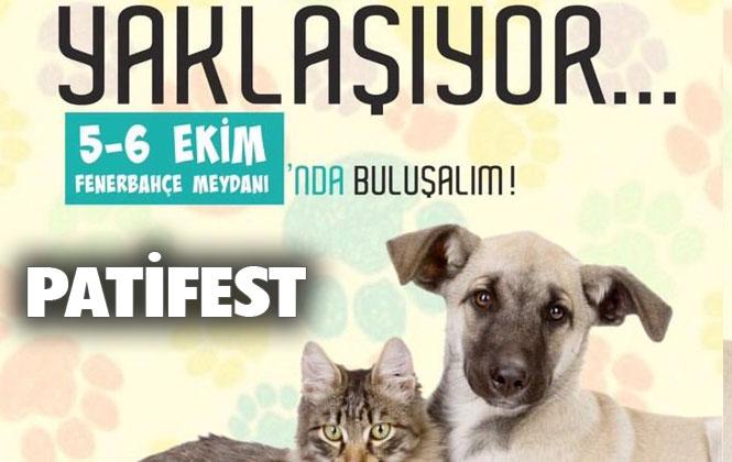 """""""Patifest"""" 5-6 Ekim Tarihlerinde Mersin'de Düzenleniyor"""