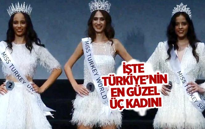 Miss Turkey 2019 Güzeli Simay Rasimoğlu Oldu. Simay Rasimoğlu Kimdir?